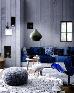 contrasto di saturazione_arredare casa