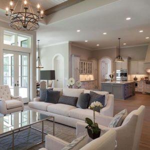 arredare casa: contrasto colori caldi e freddi