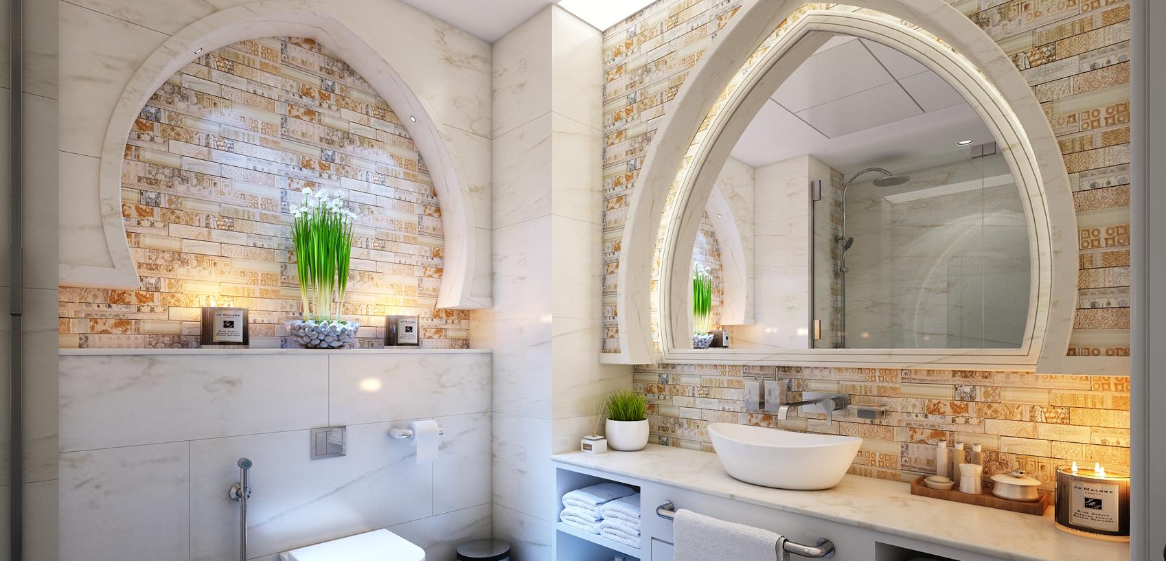 5 modi per arredare casa con gli specchi home reload - Specchi in casa ...